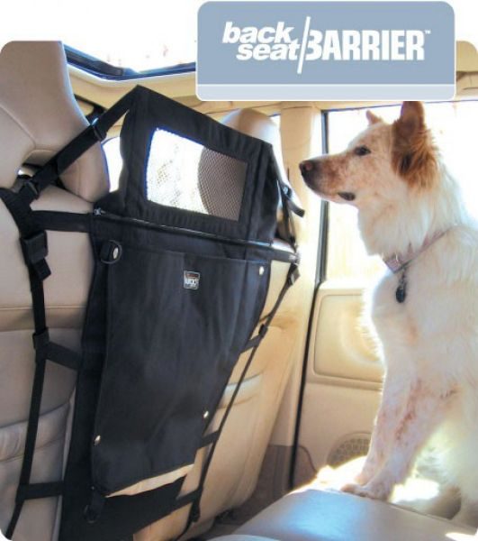 Backseat Barrier -
